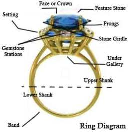 Ring Parts Diagram