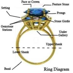 Ring Parts Diagram