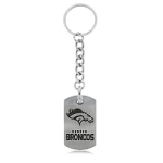 Denver Broncos Key Ring