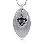 New Orleans Saints Pendant