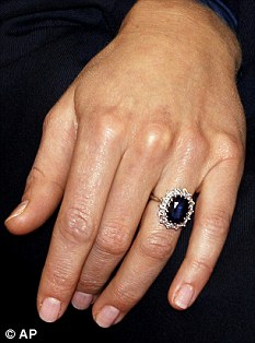 Princess Diana S Sapphire Engagement Ring Finds A New Home