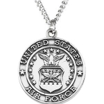 Air Force St. Michael Pendant
