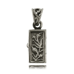 Flower Prayer Pendant