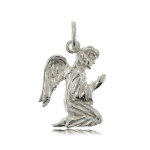 Praying Angel Pendant