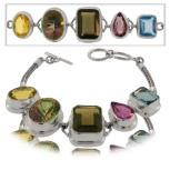 Toggle Clasp Bracelet