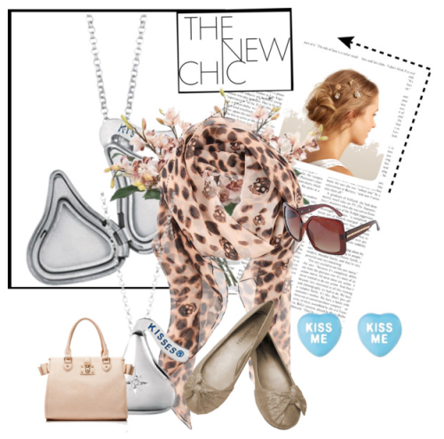 Sweethearts & HERSHEY's candy jewelry