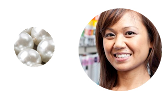 To this day, pearls are eaten for medicinal reasons. Don't try this at home for obvious reasons.